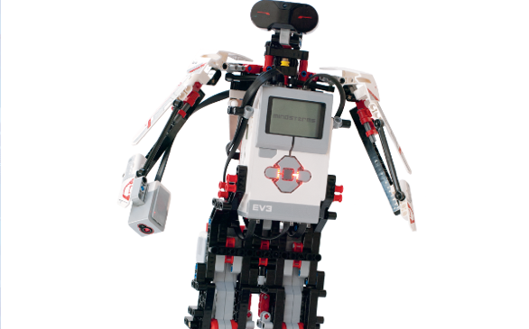 <i>The LEGO Mindstorms EV3 Discovery Book</i>