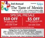 ~Taste of Mexico~
