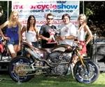 LA Calendar Motorcycle Show Concours d' Elegance