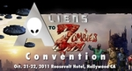 Aliens to Zombies Convention