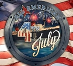 All-American Fourth of July Aboard the Queen Mary