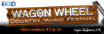 Wagon Wheel Country Music Festival