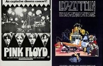 Led Zeppelin & Pink Floyd