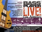 Bass Player LIVE! Expo & Clinic