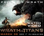 AMC Norwalk IMAX Grand Opening: Wrath of the Titans