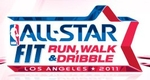 NBA All Star FIT Run, Walk & Dribble