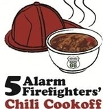 5 Alarm Firefighters' Chili Cook-Off