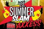 WWE Summerslam Axxess