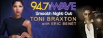 94.7 The WAVE's Smooth Night Out