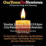 Our Town for Newtown: A Concert for Sandy Hook Elementary