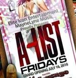 A-List Fridays