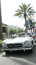 2009 Rodeo Drive Concours d'Elegance