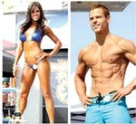 Mr. & Ms. Muscle Beach