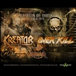 Kreator / Overkill
