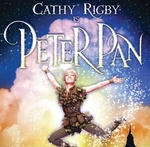 Cathy Rigby is Peter Pan