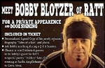 "Bobby Blotzer's ""Tales of a RATT"" Book Release Party"