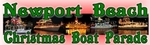 Newport Beach Christmas Boat Parade & Holiday Cruises