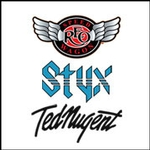 REO Speedwagon / Styx / Ted Nugent