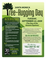 Tree-Hugging Day
