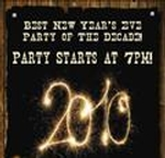 New Year's at Saddle Ranch