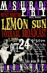 Lemon Sun's Masquerade Party