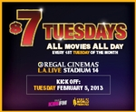 $7 Movie Tuesday