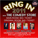 NYE at The Comedy Store