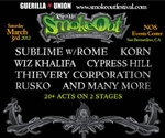 Cypress Hill 2012 Smokeout