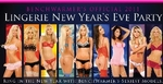 Benchwarmer's Official 2011 Lingerie New Year's Eve Party
