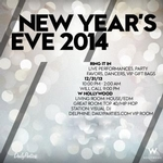 NYE at W Hollywood