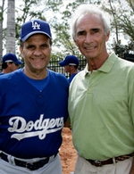 Koufax and Torre - Safe at Home