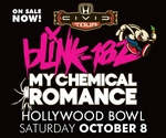 blink-182 and My Chemical Romance