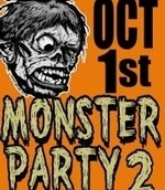 Ben Von Strawn's Monster Party 2