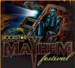 Rockstar Energy Drink Mayhem Festival 2013