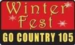 Go Country 105's Winter Fest