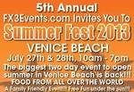 Venice Beach Summer Fest