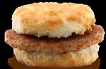 Free Sausage Biscuit