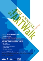 4th Annual Pasadena ARTWalk