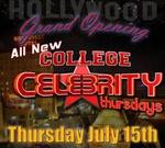 College Celebrity Thursdays