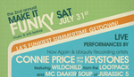 2nd Annual Make It Funky - Music & Arts Festival