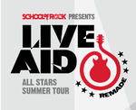 School of Rock All Stars: Live Aid Remade