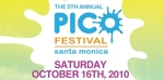 5th Annual Pico Festival