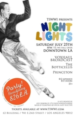 Nightlights, A Party! To Benefit 826LA