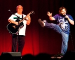 Tenacious D and Friends