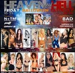 Heaven & Hell Annual Halloween Weekend