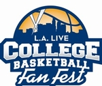 L.A. LIVE College Basketball Fan Fest