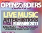 Open Borders Festival 2011