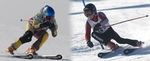 South Series Ski Race Slalom