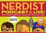 Nerdist Podcast Live