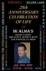 25th Anniversary Celebration of Life